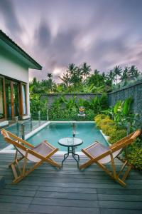 The swimming pool at or near The Samara Villas & Restaurant
