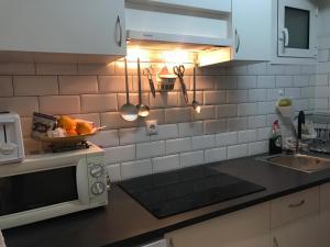 Cucina o angolo cottura di Apartament Sant Mateu by Hauzify
