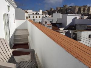 Un balcón o terraza de Alameda