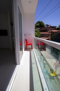 Uma varanda ou terraço em Bella Vida Suites e Apartamentos