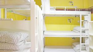 Un ou plusieurs lits superposés dans un hébergement de l'établissement Starpacker