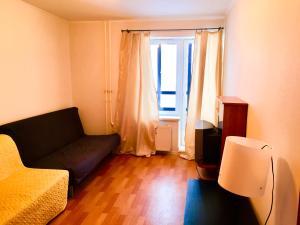 Гостиная зона в Apartments on Fedora Abramova 16