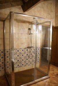 A bathroom at Monte do Pego