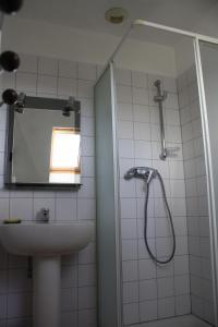A bathroom at Le Gîte du Veilleur