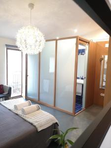 Un baño de Apartamentos 14DeSande