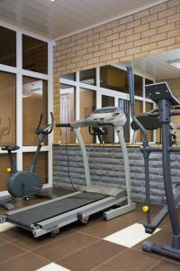 Фитнес-центр и/или тренажеры в Park Hotel