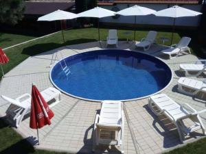 A view of the pool at Bolyarski Stan Guest House or nearby