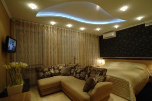 Гостиная зона в Отель Бон Ами