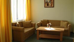 Кът за сядане в Балнеохотел Свети Мина