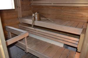 Spa och/eller andra wellnessfaciliteter på Ruokolahti Cottage