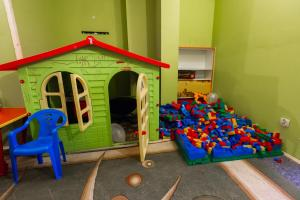 Klub dla dzieci w obiekcie Gospodarstwo Agroturystyczne Kosajonka