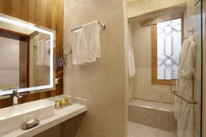 A bathroom at La Maison Arabe Hotel, Spa & Cooking Workshops