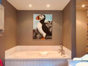 A bathroom at Orchard Paddocks