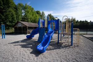 Children's play area at Taboo Muskoka