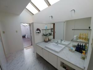 A bathroom at Hotel Allure (Adult Only)