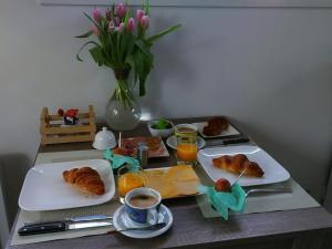 Ontbijt beschikbaar voor gasten van Maizon