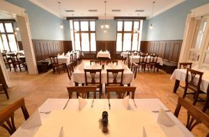 Restaurace v ubytování hotel Chmelnice