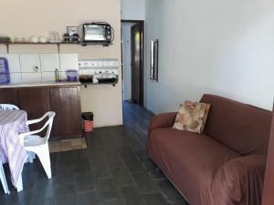 A seating area at Solaris do Atlantico
