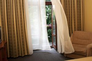 Zona de estar de Wien Hotel