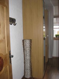 Een badkamer bij Apart Via Claudia Augusta