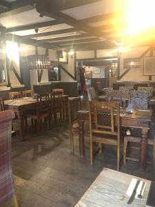 A restaurant or other place to eat at The Lethbridge Arms