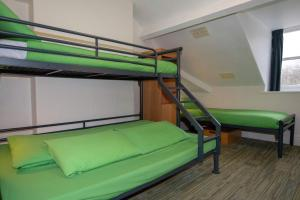 A bunk bed or bunk beds in a room at YHA Keswick