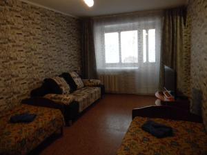 Гостиная зона в апартаменты Бастион
