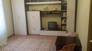 A television and/or entertainment center at Apartment in Tyrnyauz