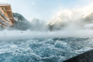 BAD MOOS - Dolomites Spa Resort durante l'inverno