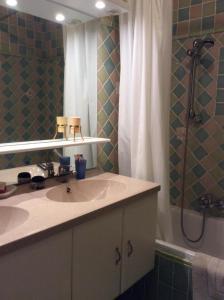 A bathroom at Dreaming house
