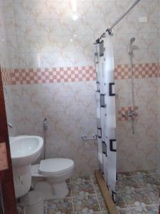 Ванная комната в Golden Pension House,Palawan