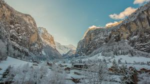 Hostel Schutzenbach Backpackers for 18-35's during the winter