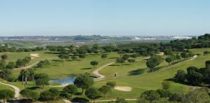 A bird's-eye view of Castro Marim Golfe and Country Club