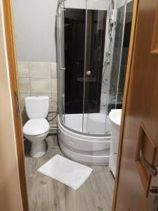 Kúpeľňa v ubytovaní Libroom