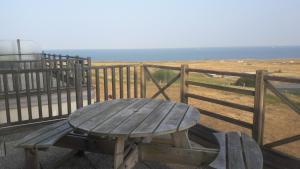 Balcon ou terrasse dans l'établissement La Naturelle 119