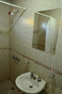 Un baño de El Pasaje