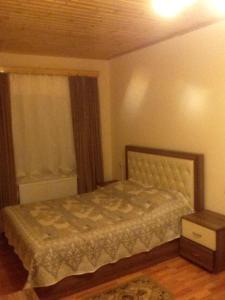 Cama ou camas em um quarto em Hotel Bulaq
