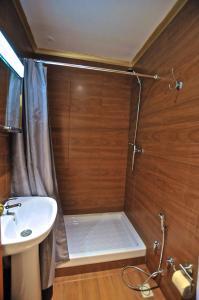 Et badeværelse på Norte Guest House