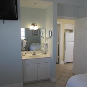 Ванная комната в Edison Beach House