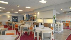 Restauracja lub miejsce do jedzenia w obiekcie Hotel MDM City Centre