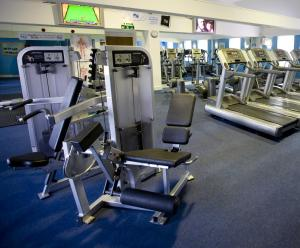 The fitness center and/or fitness facilities at The Sitwell Arms Hotel