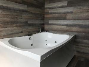 Un baño de Hotel La Esperanza