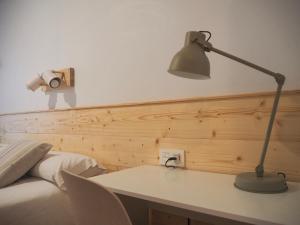 Küche/Küchenzeile in der Unterkunft Pensión Urkia