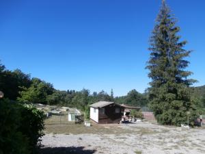 Bâtiment de le village vacances