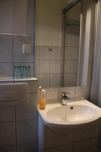 Ein Badezimmer in der Unterkunft Sohre