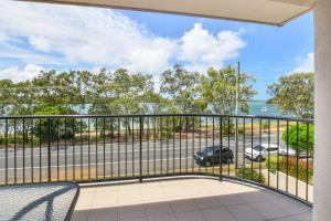 A balcony or terrace at Coral Breeze Penthouse