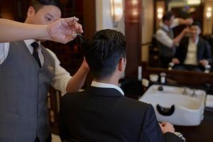 Guests staying at Mandarin Oriental Hong Kong