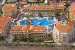 Et luftfoto af Mirador Maspalomas by Dunas