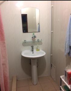 Ванная комната в Гостевой Дом Сальма