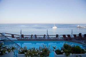 The swimming pool at or near Hotel Cincotta